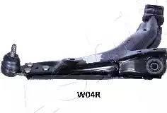 Ashika 72-0W-W04R - Рычаг независимой подвески колеса sparts.com.ua