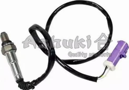 Ashuki 9200-49716 - Лямбда-зонд, датчик кислорода sparts.com.ua