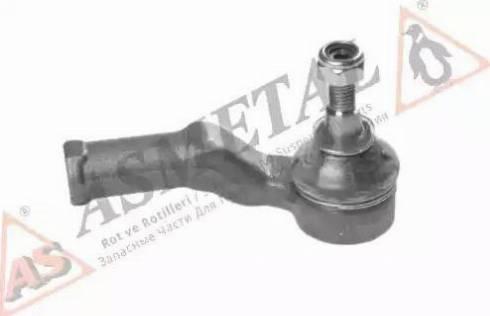 AS Metal 17FR1705 - Наконечник рулевой тяги, шарнир sparts.com.ua