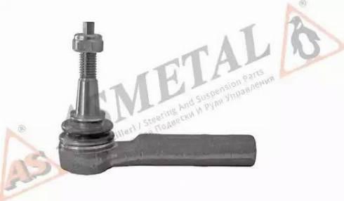 AS Metal 17OP1400 - Наконечник рулевой тяги, шарнир sparts.com.ua