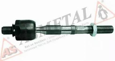 AS Metal 20HY3000 - Осевой шарнир, рулевая тяга sparts.com.ua