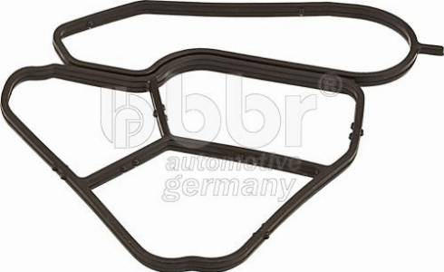 BBR Automotive 001-10-22855 - Прокладка, корпус масляного фильтра sparts.com.ua