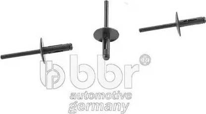 BBR Automotive 003-80-10667 - Заклёпка sparts.com.ua