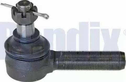 BENDIX 040437B - Наконечник рулевой тяги, шарнир sparts.com.ua