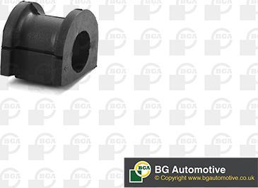 BGA BU2504 - Сайлентблок, рычаг подвески колеса sparts.com.ua