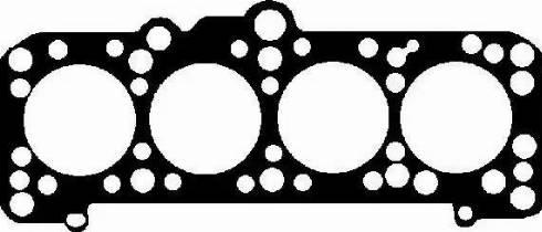 BGA CH3322 - Прокладка, головка цилиндра sparts.com.ua