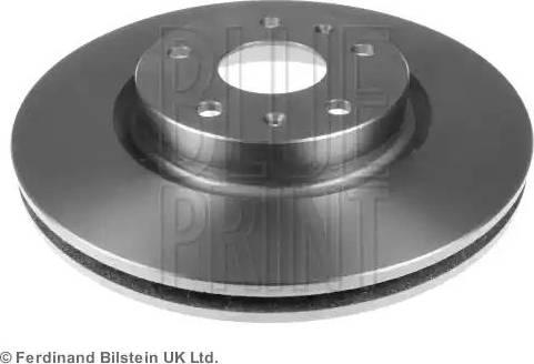 Blue Print ADG043189 - Тормозной диск sparts.com.ua
