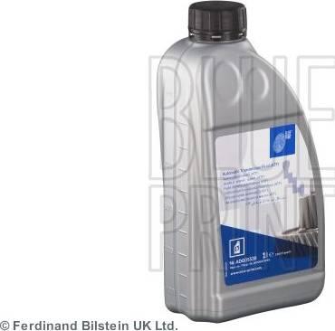 Blue Print ADG05530 - Масло автоматической коробки передач sparts.com.ua
