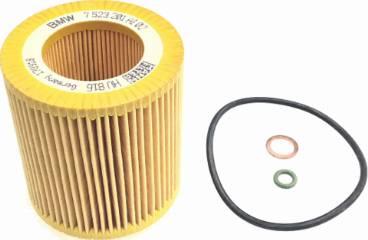 BMW 11 42 7 953 129 - Масляный фильтр sparts.com.ua