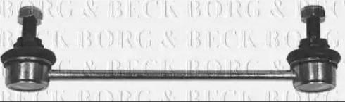 Borg & Beck BDL6447 - Тяга / стойка, стабилизатор sparts.com.ua