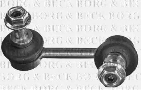 Borg & Beck BDL7043 - Тяга / стойка, стабилизатор sparts.com.ua