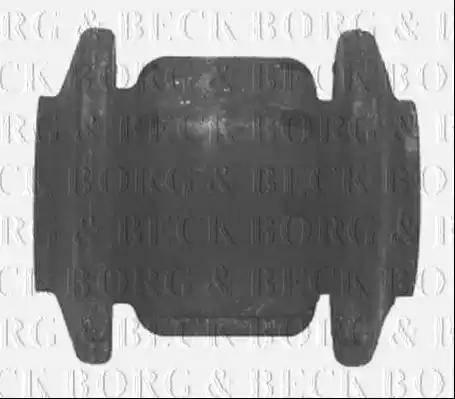 Borg & Beck BSK6493 - Сайлентблок, рычаг подвески колеса sparts.com.ua