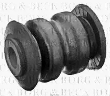 Borg & Beck BSK6479 - Сайлентблок, рычаг подвески колеса sparts.com.ua