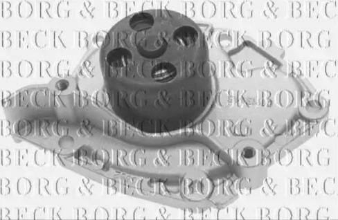 Borg & Beck BWP2253 - Водяной насос sparts.com.ua