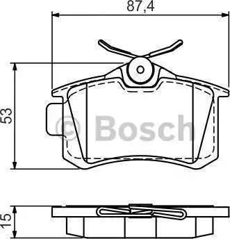 A.B.S. 36623 - Тормозные колодки, дисковые sparts.com.ua