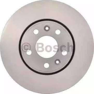 BOSCH 0 986 479 551 - Тормозной диск sparts.com.ua
