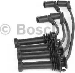 BOSCH 0986357208 - Комплект проводов зажигания sparts.com.ua