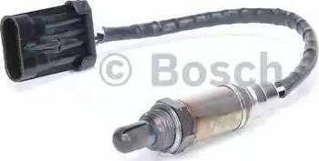 BOSCH 0258005055 - Лямбда-зонд, датчик кислорода sparts.com.ua