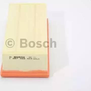 BOSCH 1 987 429 404 - Воздушный фильтр sparts.com.ua