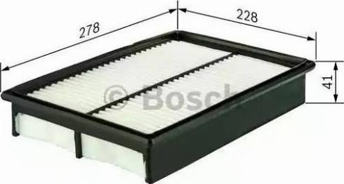 BOSCH F 026 400 292 - Воздушный фильтр sparts.com.ua