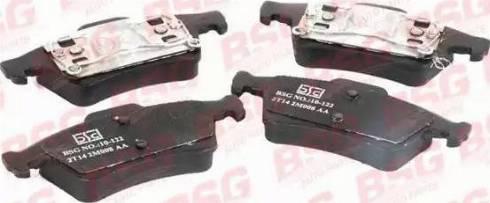 BSG BSG 30-200-010 - Тормозные колодки, дисковые sparts.com.ua