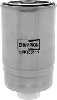 Champion CFF100111 - Топливный фильтр sparts.com.ua