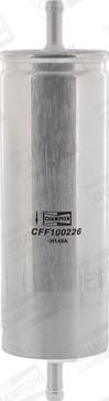 Champion CFF100226 - Топливный фильтр sparts.com.ua