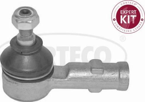 Corteco 49400955 - Наконечник рулевой тяги, шарнир sparts.com.ua