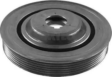 Corteco 80004382 - Ременный шкив, коленчатый вал sparts.com.ua
