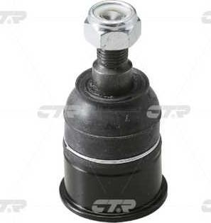 CTR CBHO-33 - Шаровая опора, несущий / направляющий шарнир sparts.com.ua