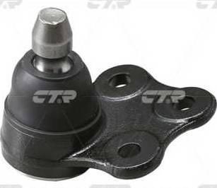 CTR CBKD-5 - Шаровая опора, несущий / направляющий шарнир sparts.com.ua