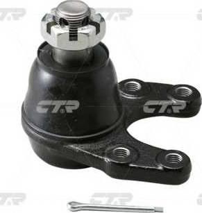 CTR CBKK-15 - Шаровая опора, несущий / направляющий шарнир sparts.com.ua
