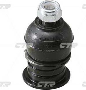 CTR CBT-84 - Шаровая опора, несущий / направляющий шарнир sparts.com.ua