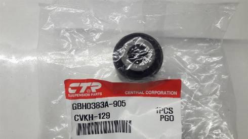 CTR CVKH129 - Сайлентблок, рычаг подвески колеса sparts.com.ua