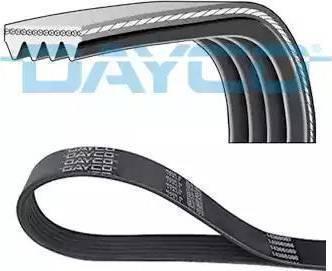 Dayco 4PK820 - Поликлиновые ремни (продолные рёбра) sparts.com.ua