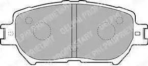A.B.S. 37356 - Тормозные колодки, дисковые sparts.com.ua