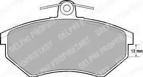 Febi Bilstein 16008 - Тормозные колодки, дисковые sparts.com.ua
