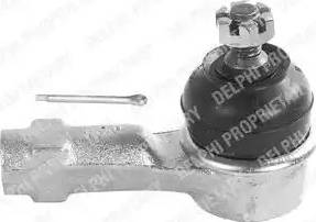 Delphi TA1515 - Наконечник рулевой тяги, шарнир sparts.com.ua