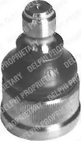 Delphi TC589 - Шаровая опора, несущий / направляющий шарнир sparts.com.ua