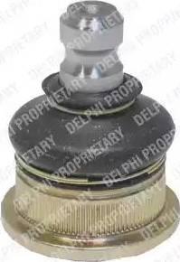 Delphi TC1306 - Шаровая опора, несущий / направляющий шарнир sparts.com.ua