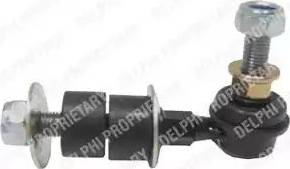 Delphi TC1296 - Тяга / стойка, стабилизатор sparts.com.ua