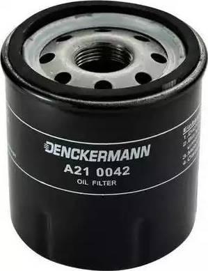 Denckermann A210042 - Масляный фильтр sparts.com.ua