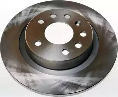 Denckermann B130275 - Тормозной диск sparts.com.ua