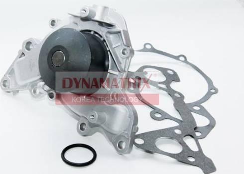 Dynamatrix DWPP7754 - Водяной насос sparts.com.ua