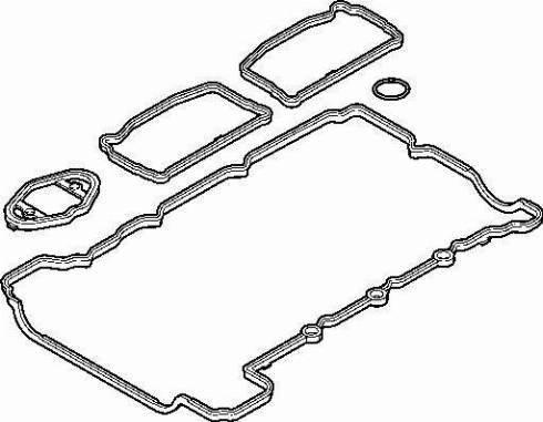 Elring 054.930 - Комплект прокладок, крышка головки цилиндра sparts.com.ua