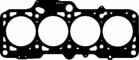 Elring 235.831 - Прокладка, головка цилиндра sparts.com.ua