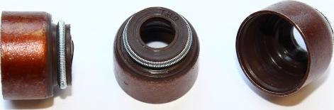 Elring 707.170 - Уплотнительное кольцо, шток клапана sparts.com.ua