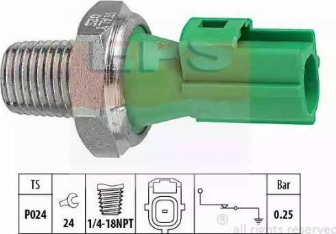 EPS 1800146 - Датчик давления масла sparts.com.ua