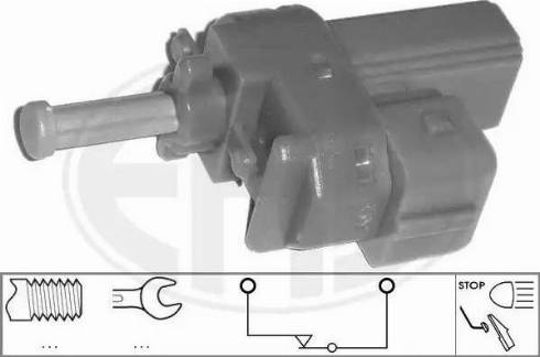 ERA 330526 - Выключатель фонаря сигнала торможения sparts.com.ua