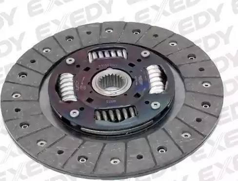 Exedy TYD035U - Диск сцепления, фрикцион sparts.com.ua